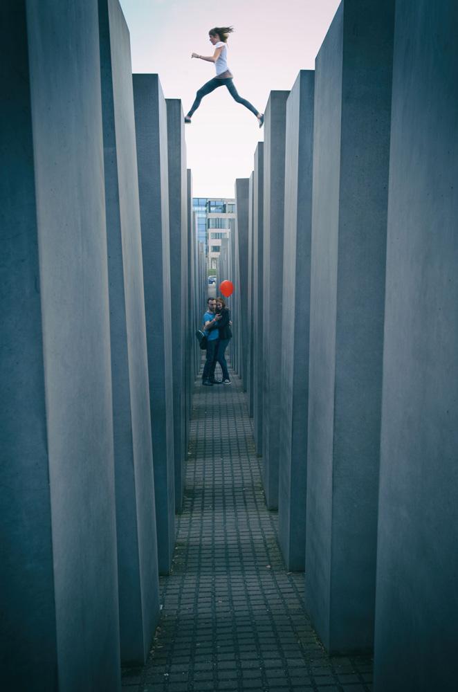 Holocaust Museum, Berlin, Germany
