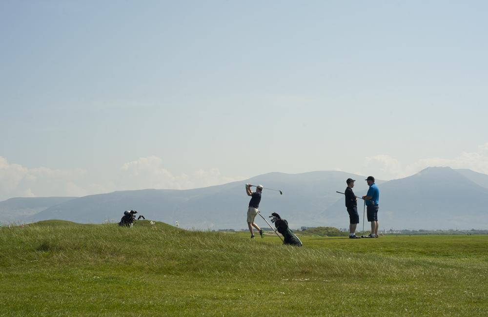 Tralee Golf Course, Kerry, Ireland