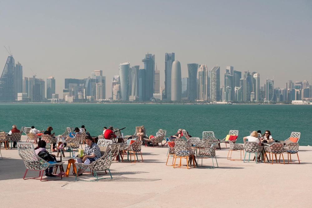 MIA Park, Doha, Qatar.